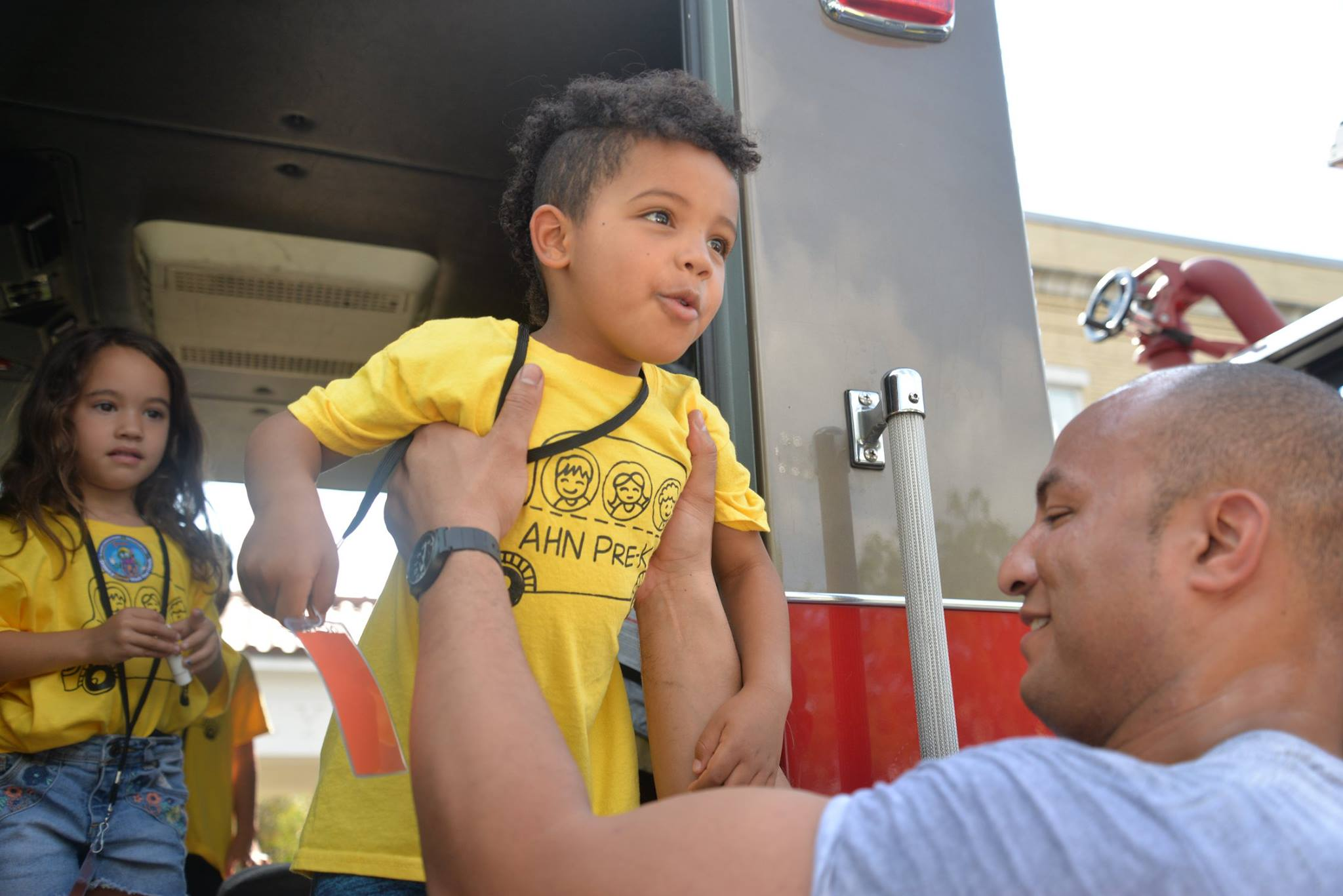 Pre-K Hosts Their Annual Safety Town