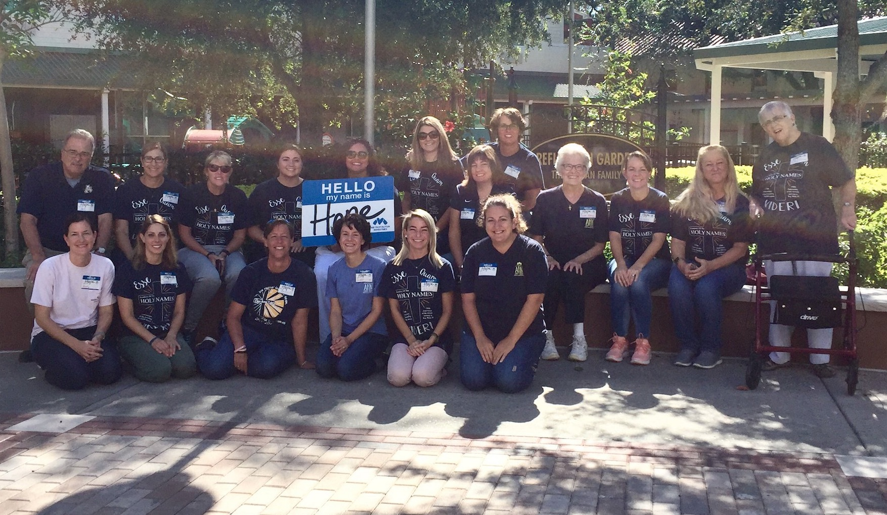 Faculty and Staff Volunteer at Metropolitan Ministries