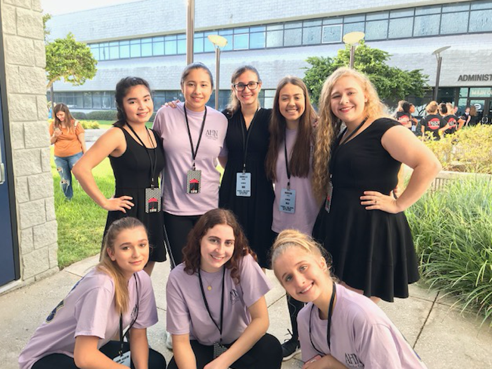 AHN Thespians Advance to State Competition