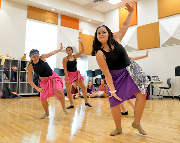 Studying Religious Culture Through Dance